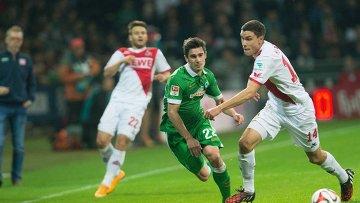 Кельн обыграл Вердер в матче чемпионата Германии по футболу