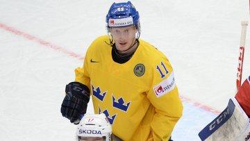 Контракт ПХК ЦСКА со шведским форвардом Яльмарссоном будет рассчитан на два года