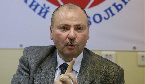 Артур Григорьянц: Канга наказан на три матча из-за систематических нарушений