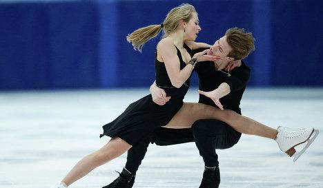 4 этап. ISU GP Rostelecom Cup 2014 14 - 16 Nov 2014 Moscow Russia-1-2 787813578
