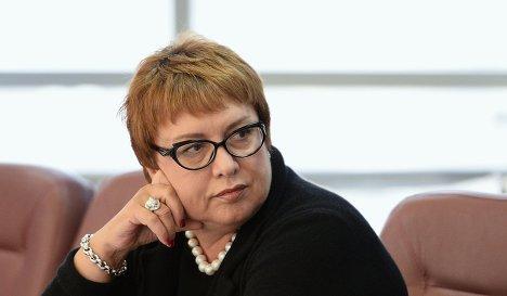 Ольга Смородская: финансовое состояние РФС неудовлетворительное, проекта бюджета-2015 нет
