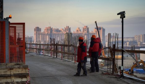 """Рабочие """"Зенит-Арены"""" сообщили адвокату о невыплате 14 млн руб зарплаты"""