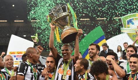 «Атлетико Минейро» с Кариокой выиграл Кубок Бразилии (Видео)