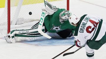 Миннесота в овертайме вырвала победу у Далласа в выездном матче НХЛ