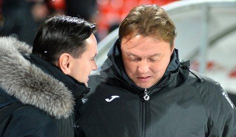 Игорь Колыванов: у нас нет своего стадиона, приходится брать очки на выезде