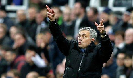 """Жозе Моуринью: в """"Челси"""" никто не придет и не уйдет"""