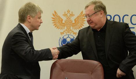 Николай Толстых: речь об отказе от проведения ЧМ-2018 в нынешних условиях не идёт