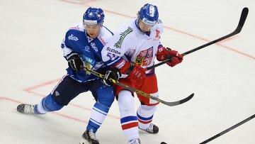 Хоккеисты сборной Финляндии обыграли команду Чехии на Кубке Первого канала