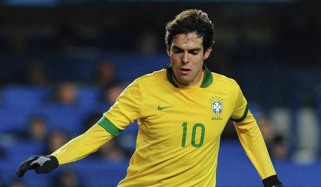 Кака: могу помочь сборной Бразилии на Кубке Америки