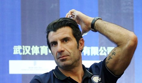 Марко Симоне: Фигу - подходящий кандидат на пост президента ФИФА