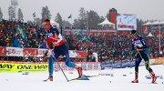 Российский лыжник Максим Вылегжанин