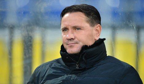 Дмитрий Аленичев: показали неплохой футбол