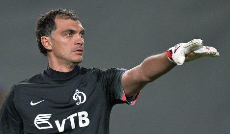 Владимир Габулов получил травму на тренировке перед матчем с ЦСКА