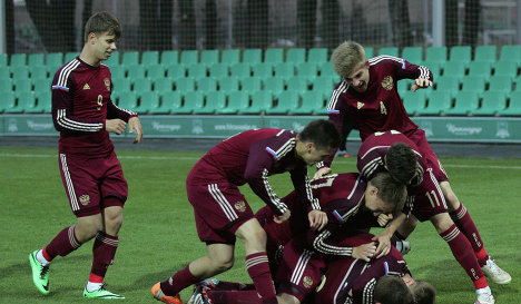 сборная России (игроки 1998 года рождения)