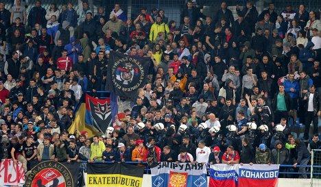 Матча отбора че 2016 черногория россия