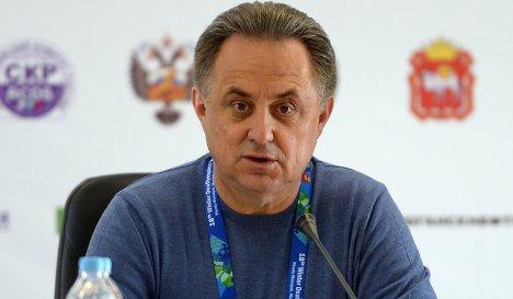 Министр спорта РФ Виталий Мутко на заседании Международного комитета спорта глухих