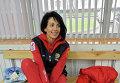 Тренер сборной России по танцам на льду Ирина Жук