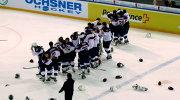 Хоккеисты юниорской сборной США