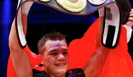 Российский боксер стал чемпионом мира поверсии WBA